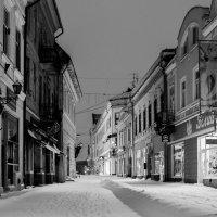 Ночной город :: Владимир Л