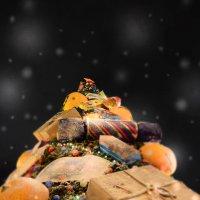 новогодняя елка :: Олеся Семенова
