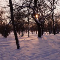 Зима :: kolyeretka