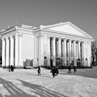 Театральная площадь :: Александр Архипкин