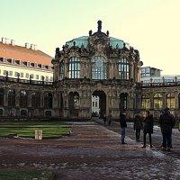 Дрезденская картинная галерея :: Ольга