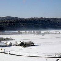 Альпийская Зима :: Эдвард Фогель