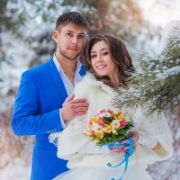 Эмиль и Анастасия :: Анюта Колмакова