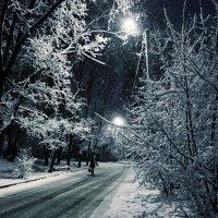 Зимний вечер :: Boris Belocerkovskij
