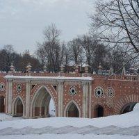 Большой мост :: Елена Павлова (Смолова)