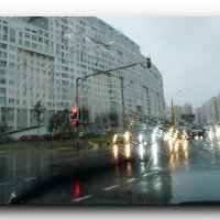 Дождь в августе :: Олег