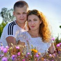 Евгений и Мария. :: Раскосов Николай