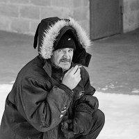 На ходу не курит! :: Андрей Смирнов