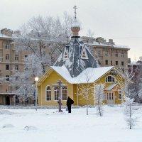 Утро :: Татьяна Осипова(Deni2048)