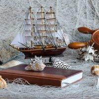 эссе о морских приключениях :: Iryna K