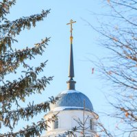 Свято-Никольский храм,колокольня :: Ирина Kачевская