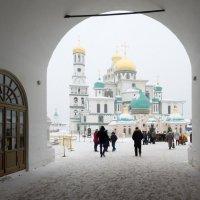 Воскресенский монастырь Нового Иерусалима :: Руслан Гончар