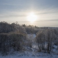 Снег идет :: Олег Пученков