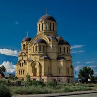 Храм Святого Иоанна Кронштадтского :: Павел Лушниченко