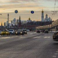Достопримечательности Москвы глазами автомобилиста :: Юля Колосова