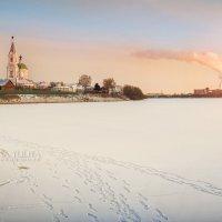 Белоснежные просторы :: Юлия Батурина