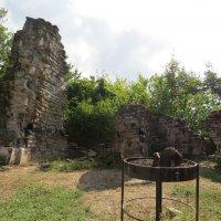 Развалины средневекового христианского храма :: Вера Щукина