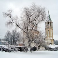 закрытый храм... :: Галина Филоросс