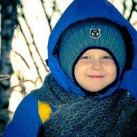 Все самое прекрасное от солнца, все самое хорошее от человека. :: Наталья Александрова