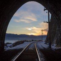 Вид из тоннеля :: Анатолий Иргл