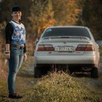 Honda Accord :: Андрей Степуленко