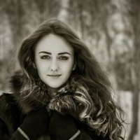 Полина :: Дмитрий Ларионов