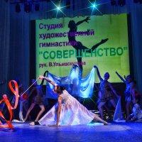 Танец с лентой :: arkadii