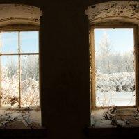 Пейзаж за окном :: Вячеслав K..