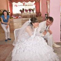 Свадебное -смешное... :: Дмитрий Иванцов