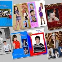 Дизайн фотокниги выпускника1 :: ehadeev Хадеев