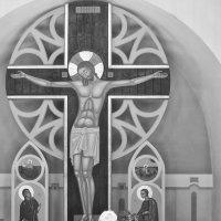 «Где двое или трое собраны во имя Мое, там Я посреди них» (Матф.18:20) :: Ольга Нарышкова