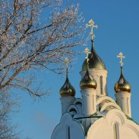 Храм :: Анатолий Мартынюк