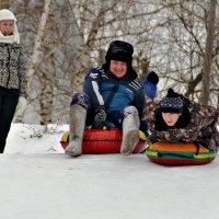Зимние радости...)) :: Владимир Хиль