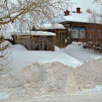 Зимние краски... :: Владимир Хиль