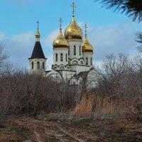 Спасо-Преображенский храм. :: Павел Лушниченко