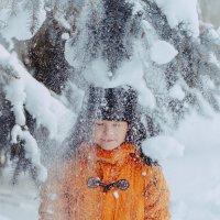 Снежный душ))) :: Ольга Шульгина