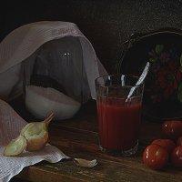 С томатным соком :: Ирина Елагина
