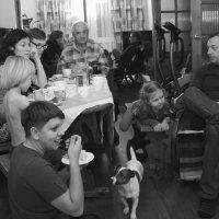 Большая семья. :: Larisa Gavlovskaya