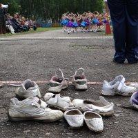 Ноги убежали :: Валерий Чепкасов