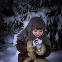 "Фотосессия ""12 месяцев"" :: Татьяна Кудрявцева"