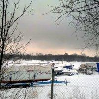 без воды- в зимней спячке :: Александр Прокудин