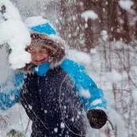 Снег :: Александра Гущина