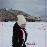 будущая лыжница. ну или саночница ... :: maxim