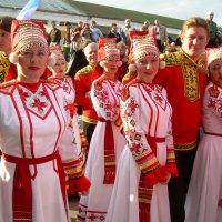 Бабье лето В Горячих ключах фестиваль, Суздаль 2008 Мордовия :: Олег Романенко