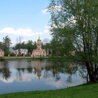 Крестовоздвиженская церковь в Алтуфьево :: Мари ^_^ !