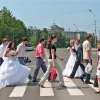 Свадебное - смешное... :: Дмитрий Иванцов