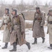 Фестиваль Контрнаступление. Декабрь 1941 г. :: Борис Гольдберг