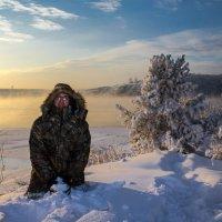 Зимнее путешествие :: Роман Кондрашин