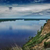На высоком берегу :: Виктор Четошников
