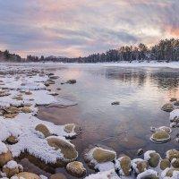Рассвет на Лебеди :: Егор Балясов
